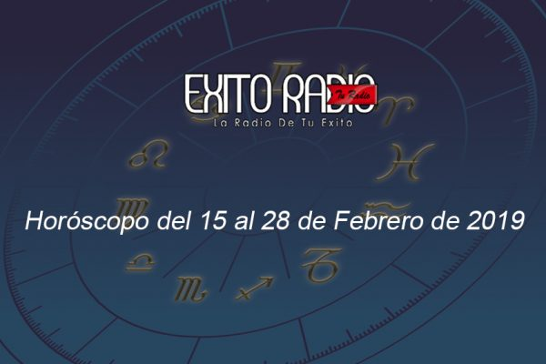 horoscopo febrero 2019