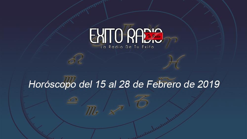 horoscopo febrero 2019