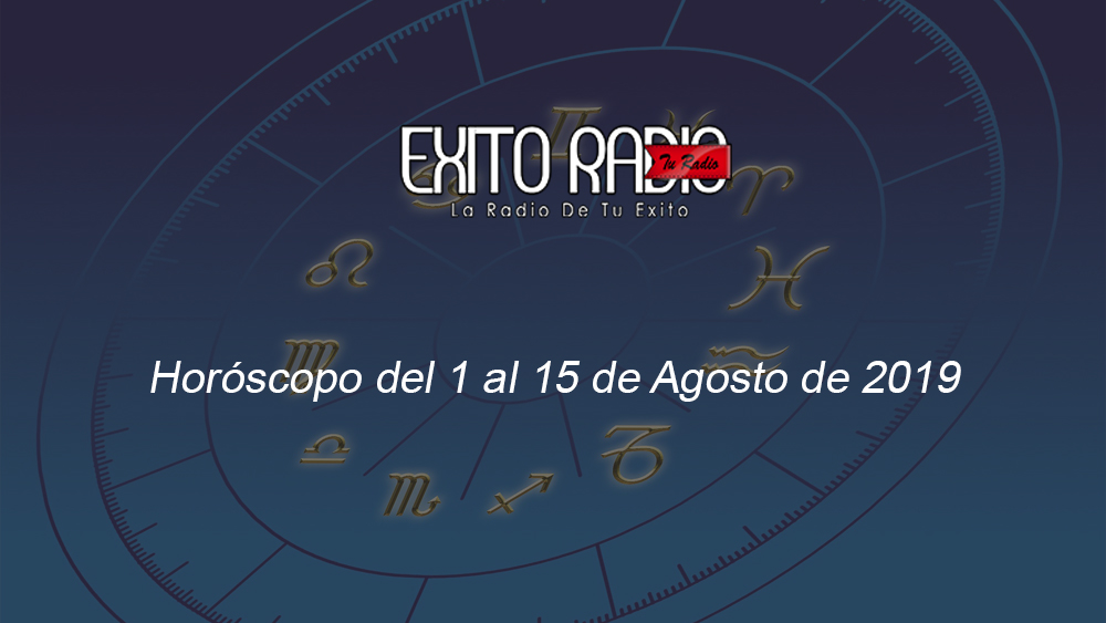 horoscopo agosto